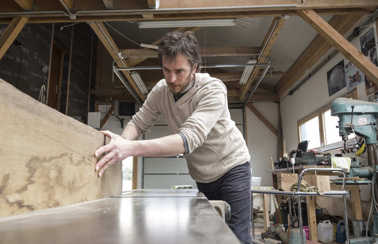 Armand Mathieu - Designer